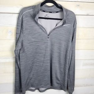 Nike Running Pacer Half Zip Pullover Size Large